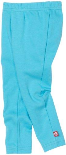 Zutano Primary Solid Skinny Legging, Pool, 12 Months ( 6 12 months) (Leggings Cotton Zutano)