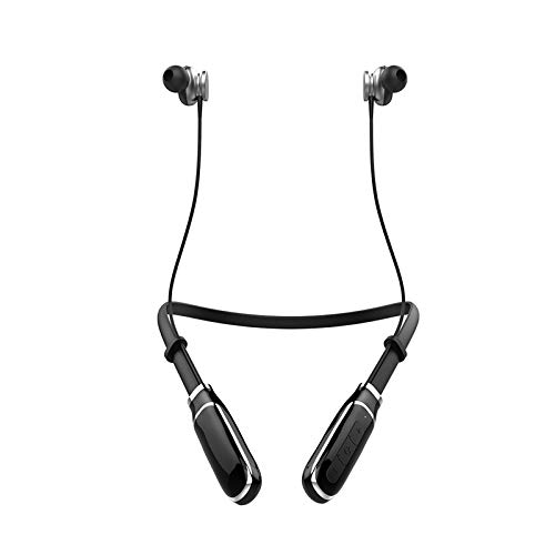 Toogoo 2018 New NE03 Bluetooth 4.1 Collar Earphone Sport Wir