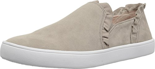 Kate Spade New York Women's Lilly Light Grey Suede 9 M ()