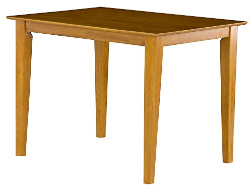 Atlantic Furniture AD784217 Shaker Dining Table, - Dining Table Atlantic
