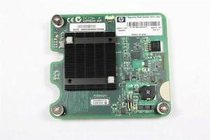 HP 592519-B21 592519-B21 HP 4X QDR INFINIBAND CONNECTX-2 DUAL PORT MEZZANIN Certified Refurbished