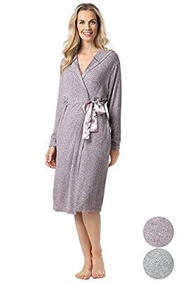 Addison Meadow Fleece Robes for Women - Fleece Bathrobes for Women