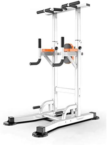 チンニングバー 調節可能なプルアップバー、子供が成長するのが適切な電力タワー多機能スーツコンビネーションフィットネス機器プルアップデバイス ジム機器、 自宅でバー、 (Size : F)