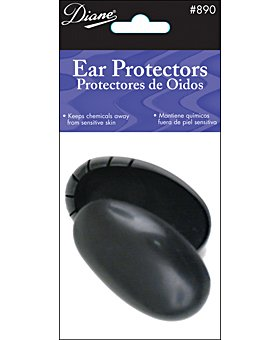 Ear Shields * Ear Protectors * Slip-on * Pair