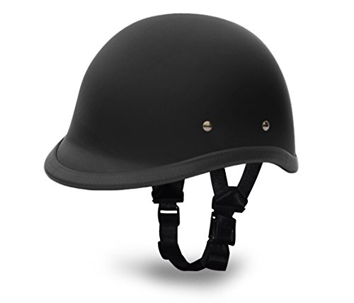 Hawk- Dull Black (Hawk Novelty Helmet)