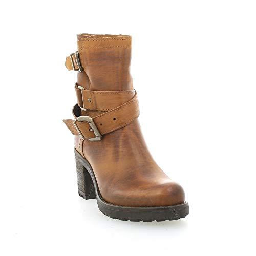 Pao Cognac Pao Nubuck Boots Boots Cuir ZRqR08