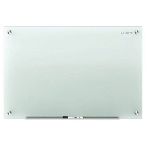 quartet-glass-dry-erase-board-6-x-4-feet-frosted-surface-non-magnetic-frameless-whiteboard-white-boa