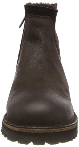 3037 Amsterdam scuro Shabbies donna marrone da morbidi Shs0289 Stivali marroni OCqxP1