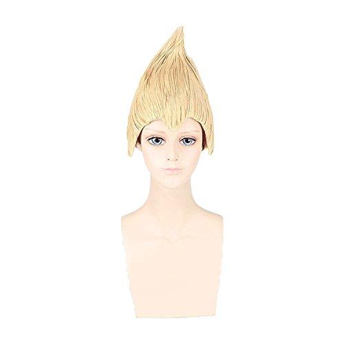 UU-Style Anime Cosplay Fashion Son Goku Wigs Halloween Costume Super Saiyan Wig Party Supplies Anime wig