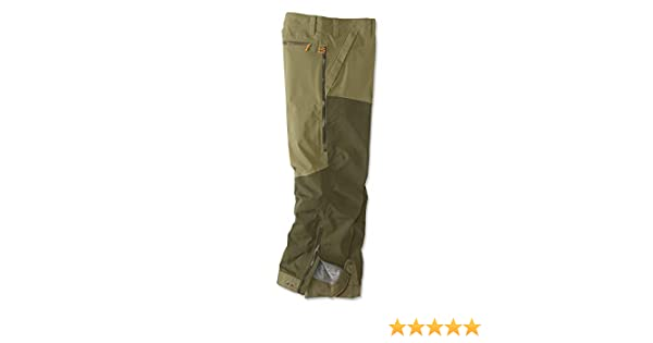 3dfba80b315dc Amazon.com : Orvis Men's Toughshell Waterproof Upland Pants : Sports &  Outdoors
