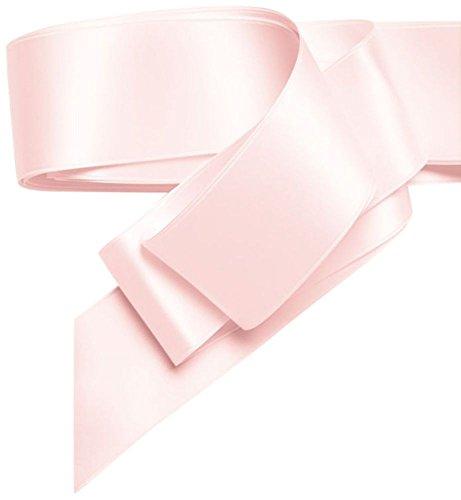 - 2 Inch Satin Ribbon Style 3550, Petal