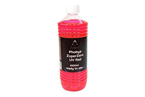 Phobya ZuperZero Coolant, 1000ml, UV Red