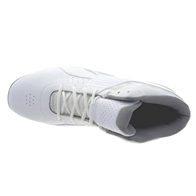352e3fe61fb9 Reebok - Chaussure Basket-Ball NBA Sport hommes - Perimeter DMX RIDE -  Blanc Gris T 48.5  Amazon.fr  Chaussures et Sacs