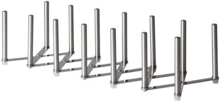 Pot organizador de tapa de acero inoxidable IKEA VARIERA