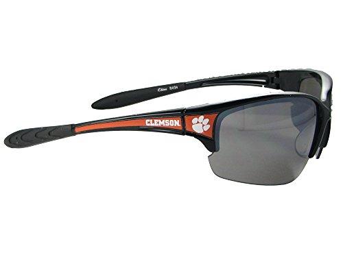 Sports Accessory Store Clemson Tigers CU Black Orange Elite Sunglasses S7JT -