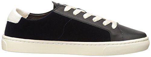 Black Classic Ibiza up Navy Sneaker Lace Soludos Women's OPq1RR