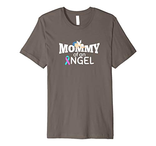 National Pregnancy and Infant Loss Awareness Month Premium T-Shirt (National Pregnancy And Infant Loss Awareness Month)