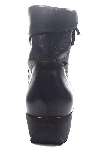 Black 7900 Mephisto Náuticos Texas Oxblood Seddy Mujer Para 7988 OxPO4wq1