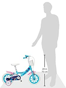 Frozen 12 Mondo 25281 Bicicletta Frozen Bicicletta