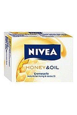 Honey Nivea - Honey & Oil Bar Soap 125g bar by Nivea