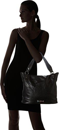 Shoppers Hombro Mujer Negro De Bolsos Marcel Id03 black Y Little gqBAOwO