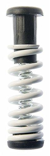 Seismic Springs (2) Max Light Bone White (Set Of 2)