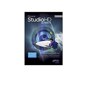 Pinnacle Studio Ultimate v 15 [Old Version]