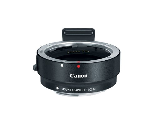 Canon 6098B002 EF-M Lens Adapter Kit for EF/EF-S Lenses 6098b002 (New White Box)