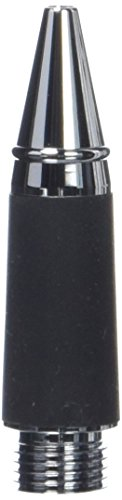 ACME Studios Alternate Black Rubber Rollerball Front Section
