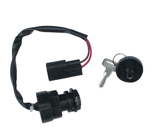 Ignition Key Switch For YAMAHA BIG BEAR 400 YFM400 YFM 400 4X4 2002 2003 2004 2005 2006 US SHIPPING