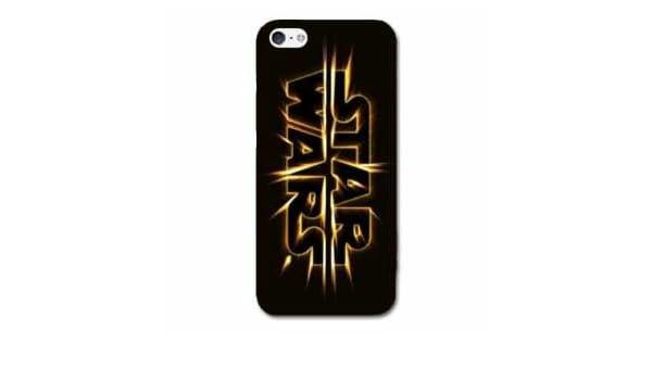 Amazon.com: Case Carcasa iphone 4 / 4s Star Wars - - logo N ...