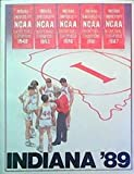 img - for Indiana Hoosiers Basketball 1988-1989 Media Guide book / textbook / text book