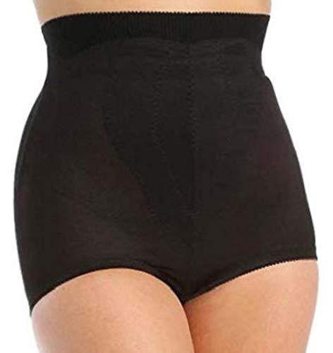 (RAGO Style 6296  High Waist Medium Shaping Panty Brief Black XXXXXXLarge / 42)