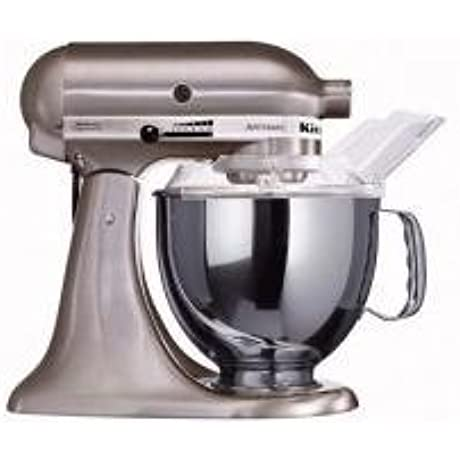 Kitchenaid 5KSM150PSNK 5 Qt Artisan Stand Mixer 220 Volts WILL NOT WORK IN THE USA Brushed Nickel