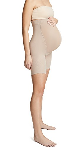 SPANX Women's Power Mama Maternity Shaper, Bare, B - Maternity Shaper