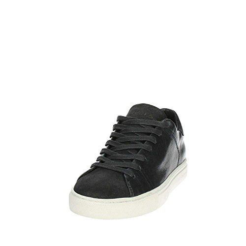 London Sneakers Femme 92015k18 Crime Petite 20 Noir 39 dxI4Bq