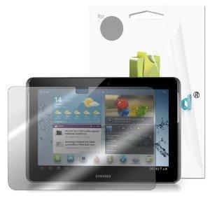 - GreatShield Ultra Anti-Glare (Matte) Clear Screen Protector Film for Samsung Galaxy Tab 2 10.1 (3 Pack)