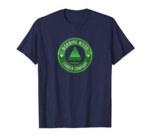 Morningwood Lumber Company T-Shirt Morning Wood Lumber