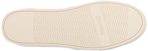 Solotos Dames Otomi Slip Sneaker Medium Denim
