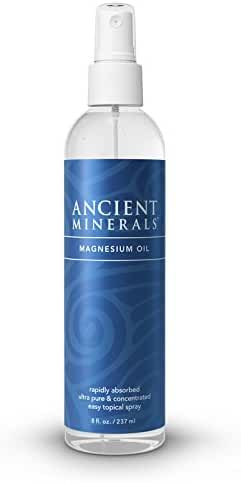 Ancient Minerals Magnesium Oil Spray 8 oz.