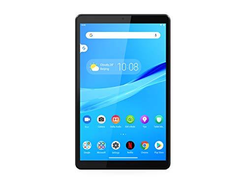 Lenovo Tab M8 HD Tablet (8-inch, 2GB, 32GB, Wi-Fi Only), Platinum Grey