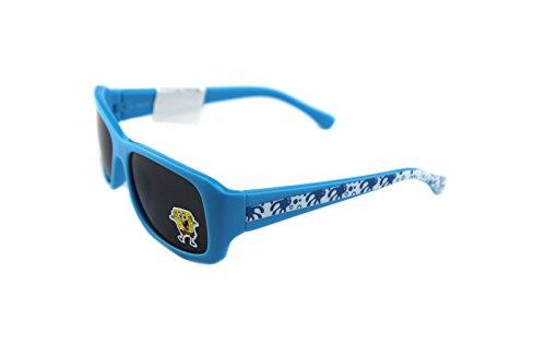 New Authentic Nickelodeon Sponge Bob SB29 Blue Kids Sunglasses - Spongebob Squarepants Sunglasses
