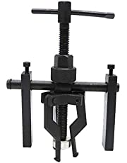 Xincsiwang Extractor de pedalier de 3 mordazas de alto rendimiento, kit de máquina herramienta para carpintero carpintero
