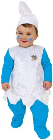 Imps C130-002 - Disfraz de pitufo para bebé (18 meses): Amazon.es ...