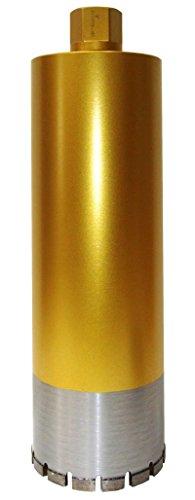 Concord Blades CBW05000SP 5 Inch Wet Concrete Diamond Core Drill Bit