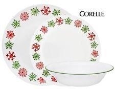 World Kitchen Corelle Impressions Cheerful Flurry Dining ...