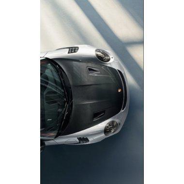 Porsche 991 GT2RS Carbon Fiber Hood for 991 Application