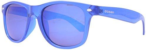 Ocean Bleu Revo Monture Sunglasses Transparent 18202 wayfarer Verres de Bleu Beach polarisées soleil 12 lunettes BBwr8p