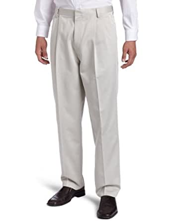 Dockers Men's Game Day Alpha Khaki Slim-Fit University of Arkansas Pant, Stone - discontinued, 29W x 30L
