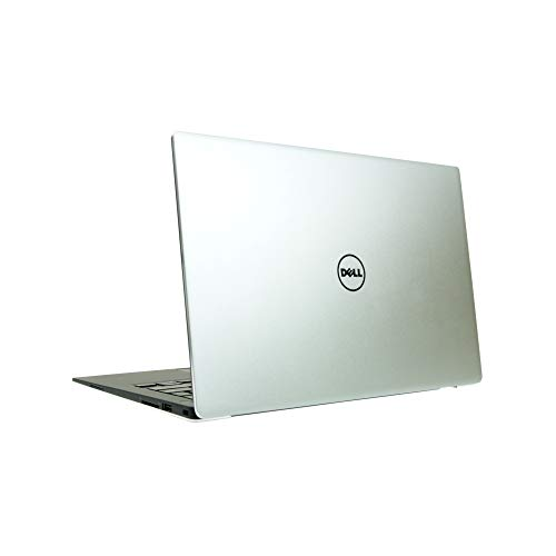Dell XPS 13 9360 13.3 inches HD Laptop, Core i7-7560U 2.4GHz, 16GB, 512GB Solid State Drive, Windows 10 Pro 64Bit, Webcam, (Renewed)